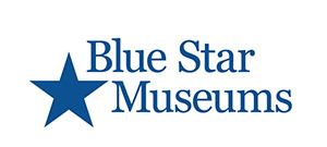 Blue Star Museums Logo 300x135